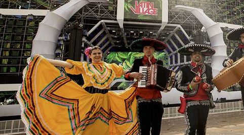 Alle Mexicaanse acts